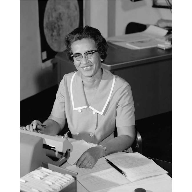 hidden figures mathematician katherine johnson